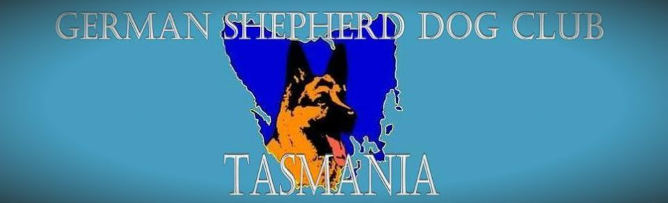 GERMAN SHEPHERD DOG CLUB TASMANIA INC